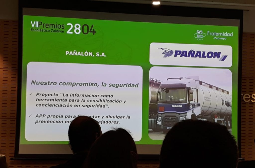 Pañalón Project presentation