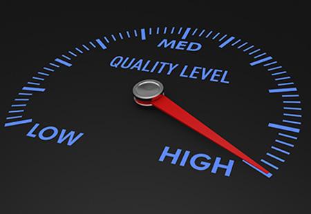 Medidor de calidad