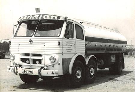 Camión Pañalón clásico