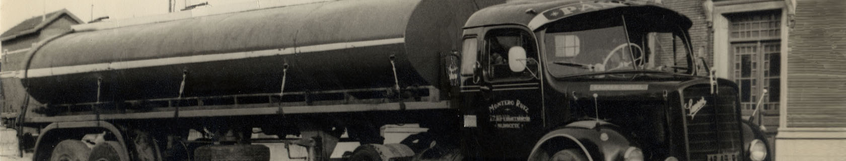 Primer camión Pañalón